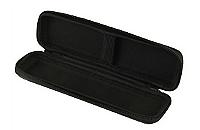 Thin Zipper Carry Case ( Black ) image 2