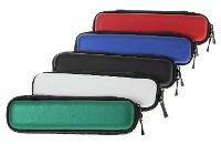 Thin Zipper Carry Case ( Blue ) image 1