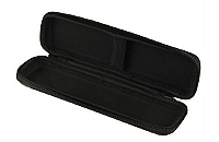 Thin Zipper Carry Case ( Brown ) image 2