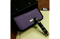 Pandoras Enigma Handmade Leather Carry Case ( Allium ) image 1
