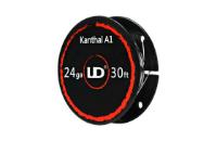 UD Kanthal A1 24 Gauge Wire ( 30ft / 9.15m ) image 1