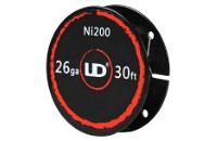 UD 26 Gauge Ni200 Wire ( 30ft / 9.15m ) image 1