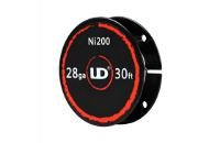 UD 28 Gauge Ni200 Wire ( 30ft / 9.15m ) image 1