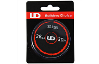UD SS 316L Wire ( 30ft / 9.15m ) image 2