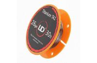 UD Titanium 26 Gauge Wire ( 30ft / 9.15m ) image 1
