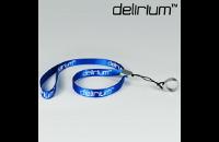 delirium Lanyard ( Blue ) image 1