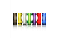 Plastic 510 Drip Tip ( Clear ) image 1