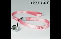 delirium Lanyard ( Pink ) image 1