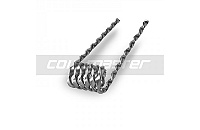 60x Coil Master 0.36Ω Pre-Built Flat Twisted Kanthal Coils image 3