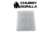 Chubby Gorilla 3x 10ml Bottle Case (Clear White) image 1