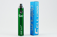 delirium Cell 1300mAh Battery ( Green ) image 1
