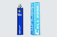 delirium Cell 2200mAh Battery ( Blue ) image 1