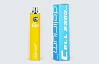 delirium Cell 2200mAh Battery ( Yellow ) image 1