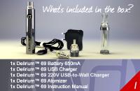 delirium 69 Premium Kit image 4