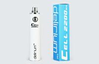 delirium Cell 2200mAh Battery ( White ) image 1