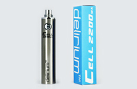 delirium Cell 2200mAh Battery ( Stainless ) image 1