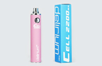 delirium Cell 2200mAh Battery ( Pink ) image 1