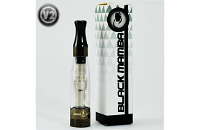 Black Mamba V2 Upgraded CE5 Atomizer ( Clear ) image 1