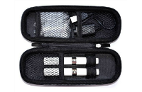 Medium Size Zipper Carry Case ( Blue ) image 2
