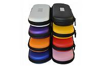 Medium Size Zipper Carry Case ( Silver ) image 1