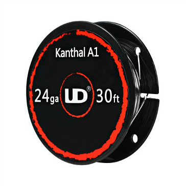 UD Kanthal A1 Wire ( 30ft / 9.15m )