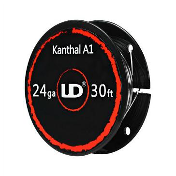 UD Kanthal A1 24 Gauge Wire ( 30ft / 9.15m )