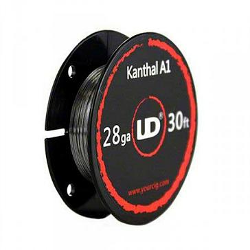 UD Kanthal A1 28 Gauge Wire ( 30ft / 9.15m )
