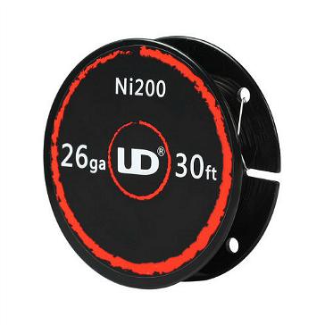 UD 26 Gauge Ni200 Wire ( 30ft / 9.15m )