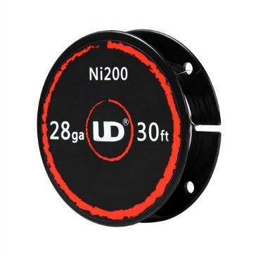 UD 28 Gauge Ni200 Wire ( 30ft / 9.15m )