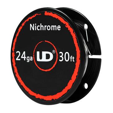 UD Nichrome 24 Gauge Wire ( 30ft / 9.15m )