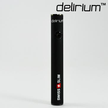 Swiss & Slim Battery ( Rubberized Black )
