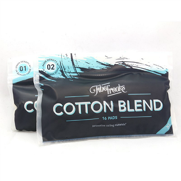 Fiber Freaks Cotton Blend No: 1 Density Wick ( XL Pack )
