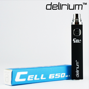 delirium Cell 650mAh Battery ( Black )