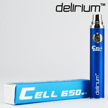 delirium Cell 650mAh Battery ( Blue )