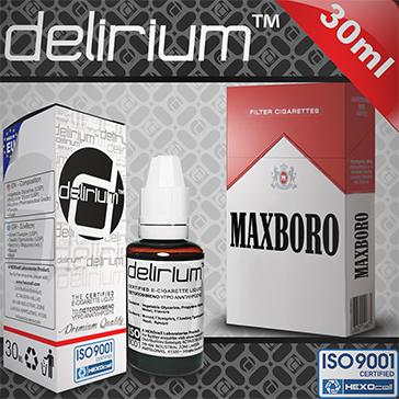 30ml MAXXXBORO 18mg eLiquid (With Nicotine, Strong)