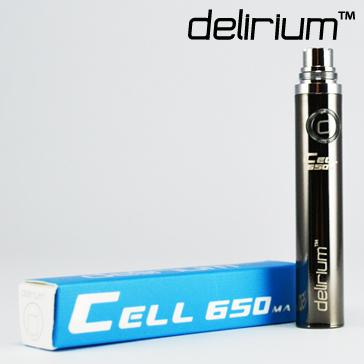 delirium Cell 650mAh Battery ( Gun Metal )