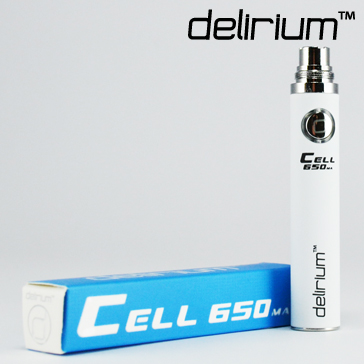 delirium Cell 650mAh Battery ( White )