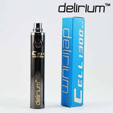 delirium Cell 1300mAh Battery ( Gun Metal )