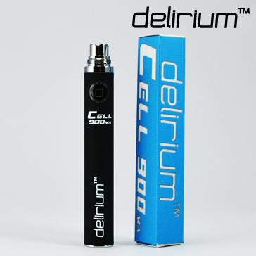 delirium Cell 900mAh Battery ( Black )