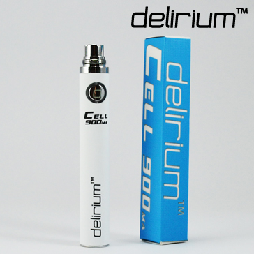 delirium Cell 900mAh Battery ( White )