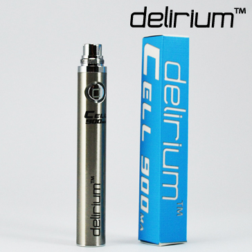 delirium Cell 900mAh Battery ( Stainless )