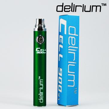 delirium Cell 900mAh Battery ( Green )