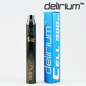 delirium Cell 900mAh Battery ( Gun Metal )