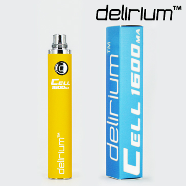 delirium Cell 1600mAh Battery ( Yellow )