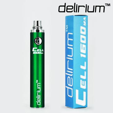 delirium Cell 1600mAh Battery ( Green )
