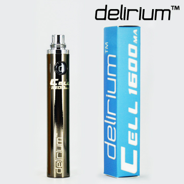 delirium Cell 1600mAh Battery ( Gun Metal )