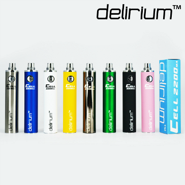 delirium Cell 2200mAh Battery