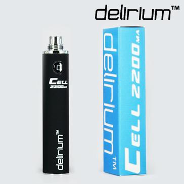 delirium Cell 2200mAh Battery ( Black )