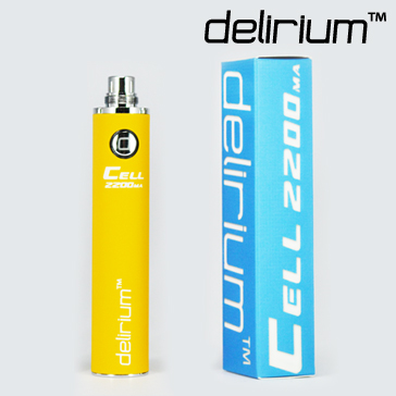 delirium Cell 2200mAh Battery ( Yellow )