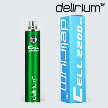 delirium Cell 2200mAh Battery ( Green )